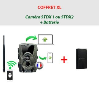coffret xl-stdx-batterie